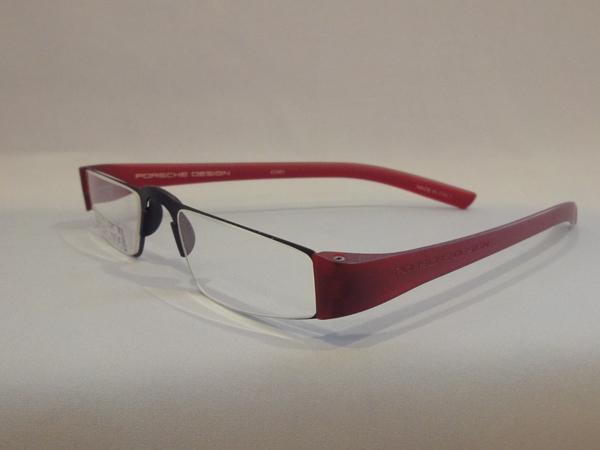 ポルシェ・デザイン : 老眼鏡 P880